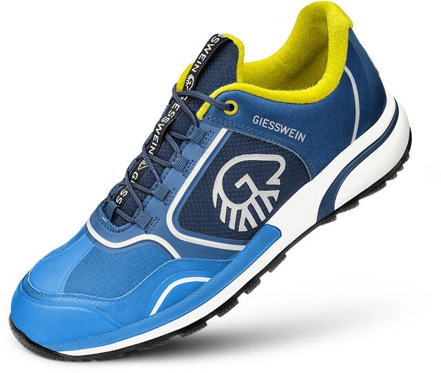 Giesswein Wool Cross X Shoes Damen cyan blue